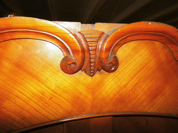 Bild 4: Antiker Kleiderschrank Barockstil um 1850 / Ho