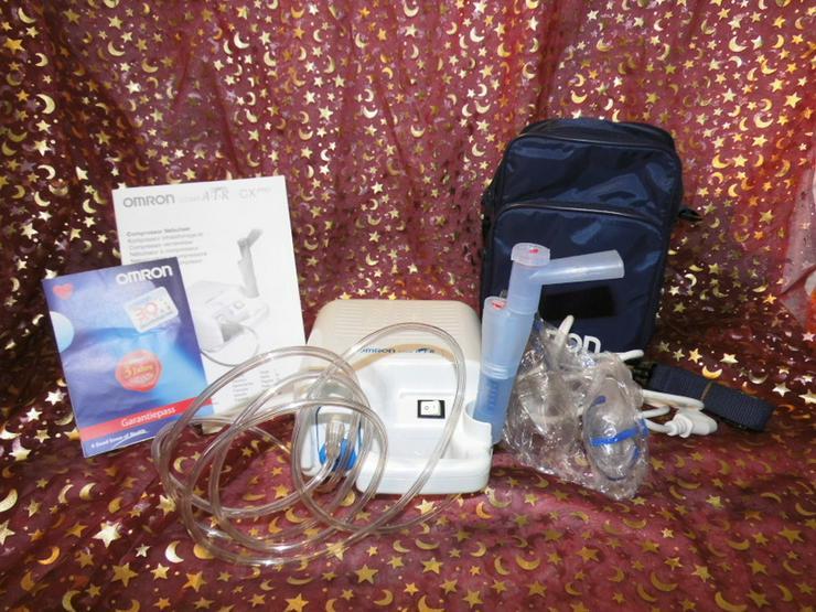OMRON Kompressor Inhalationsgerät Comp A-I-R C