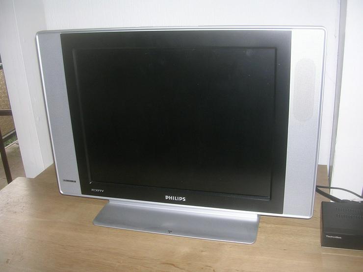 LCD Fernsehgerät Philips / Flat - TV u. Receiv. - DVB-T-Receiver, Antennen & Sticks - Bild 1