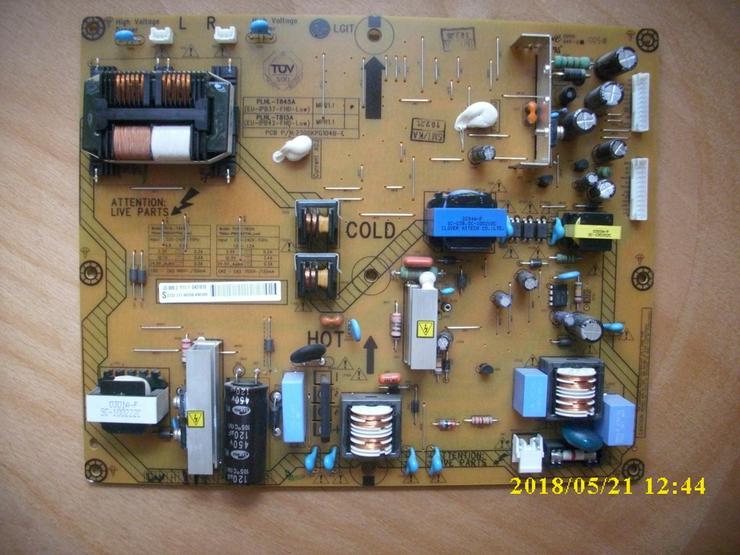 Philips Tv 37PFL5405 Netzteil Reparatur