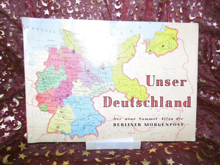 Sammelatlas der Berliner Morgenpost Unser Deut