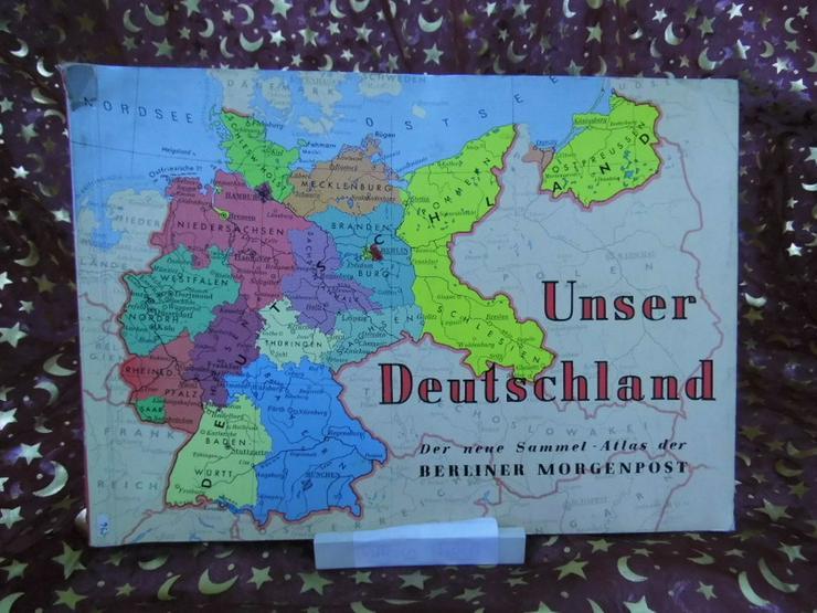Bild 2: Sammelatlas der Berliner Morgenpost Unser Deut