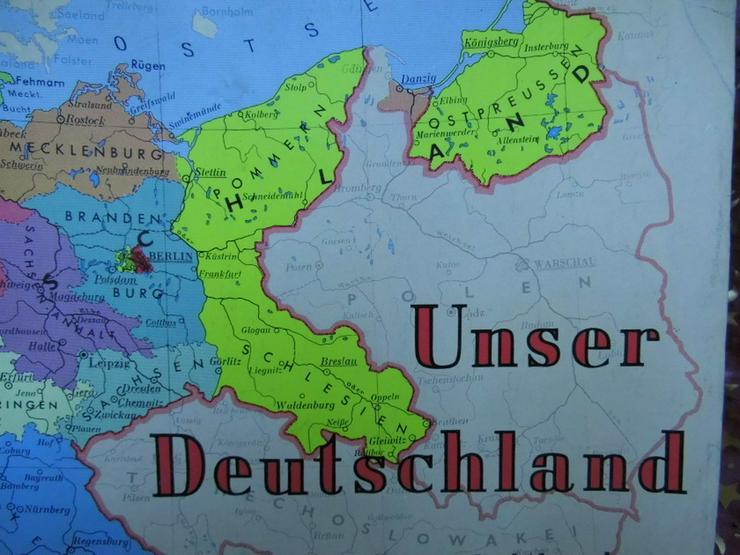 Bild 3: Sammelatlas der Berliner Morgenpost Unser Deut