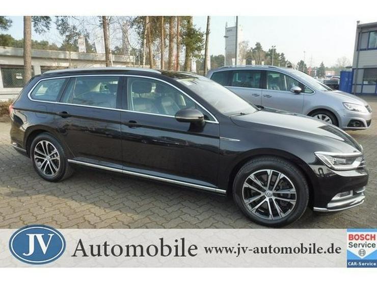 VW Passat Variant HIGHLINE 2.0 TDI 4-MOT DSG*VOLL* - Passat - Bild 1