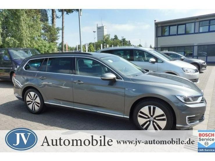 VW Passat Variant GTE HYBRID DSG 1.4TSI +NAVI/LED-S - Passat - Bild 1