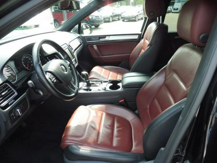 Bild 6: VW Touareg 3.0 TDI *EXCLUSIVE* AHK/PANO/20 ZOLL
