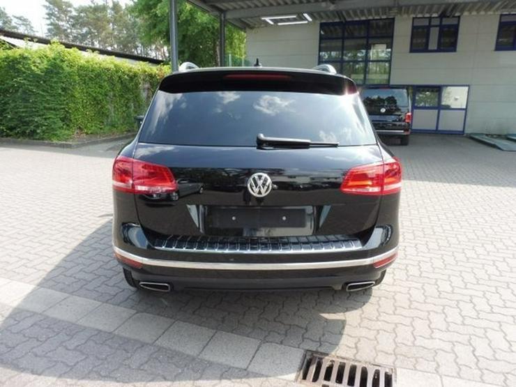 Bild 4: VW Touareg 3.0 TDI *EXCLUSIVE* AHK/PANO/20 ZOLL