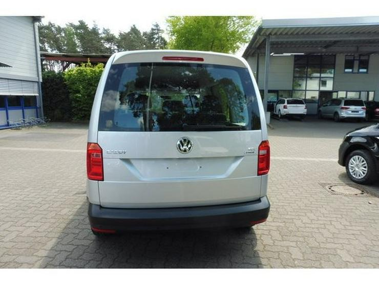 Bild 4: VW Caddy TRENDLINE 2.0 TDI/NAVI/PDC/CLIMATRO/*STHZ*