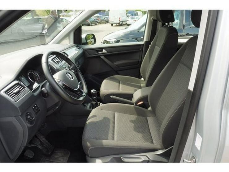 Bild 6: VW Caddy TRENDLINE 2.0 TDI/NAVI/PDC/CLIMATRO/*STHZ*