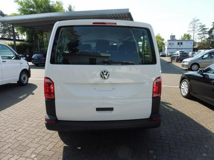 Bild 4: VW T6 Kombi 2.0 TDI BMT KRS /KLIMA/PDC/ELEK-PAKET