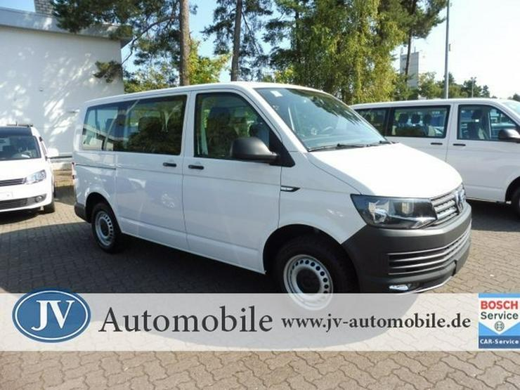VW T6 Kombi 2.0 TDI BMT KRS /KLIMA/PDC/ELEK-PAKET - Transporter T6 - Bild 1