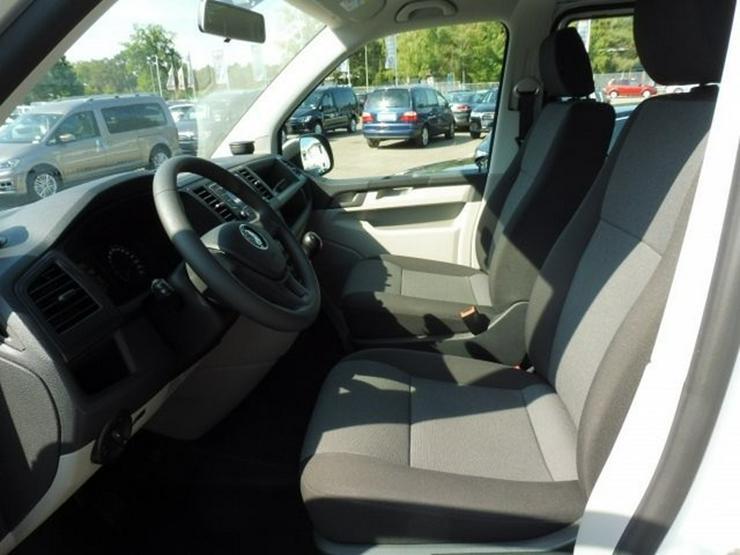 Bild 6: VW T6 Kombi 2.0 TDI BMT KRS /KLIMA/PDC/ELEK-PAKET