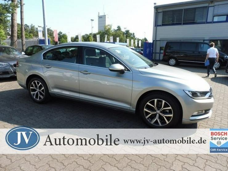 VW Passat Limo. Comfort 1.6TDI +NAVI/LED-SW/APP/ALU - Passat - Bild 1