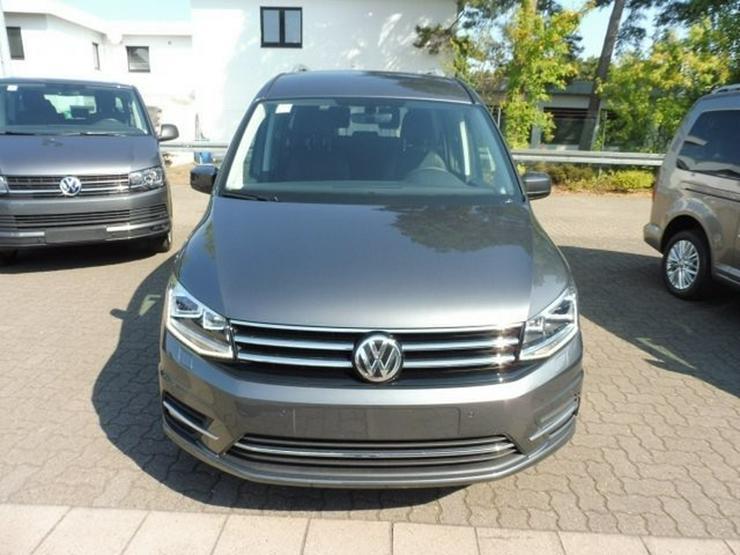 Bild 2: VW Caddy MAXI HIGHLINE 1.4 TSI DSG *NEU+SOFORT*