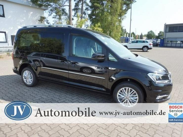 VW Caddy MAXI HIGHLINE 1.4 TSI DSG *NEU+SOFORT*