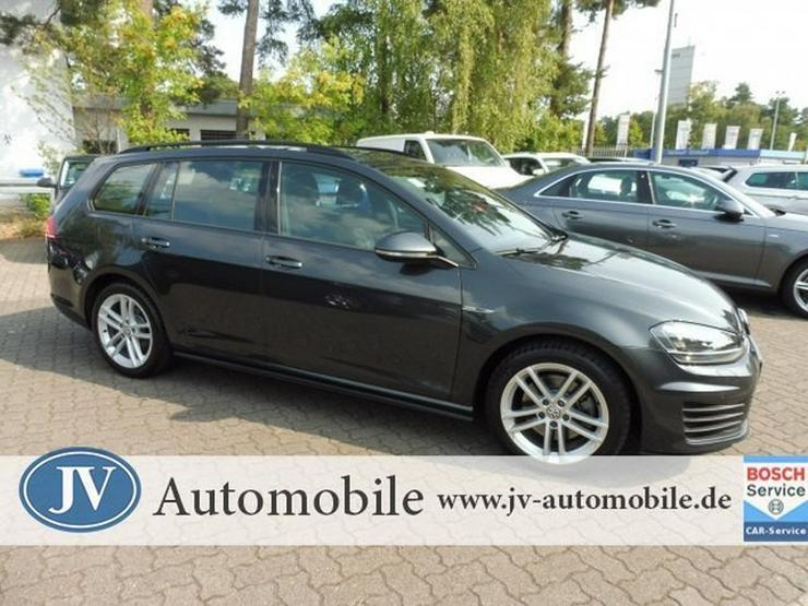 VW Golf Variant GTD 2.0TDI DSG +ACC/DCC/AHK/NAVI/XE