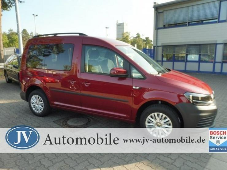 VW Caddy 2.0 TDI /PDC/NAVI/STHZ/ANSCHL-GARANTIE