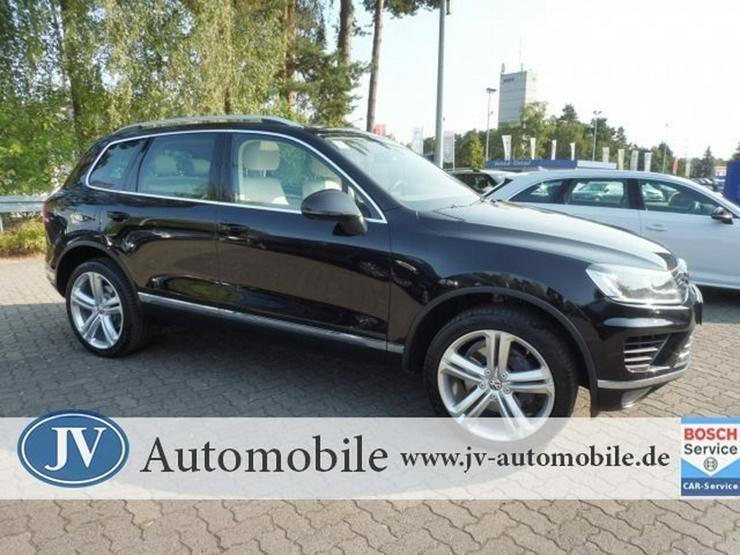 VW Touareg 4.2 V8 4-MOTION *MEGAVOLL*UPE:103.918* - Touareg - Bild 1