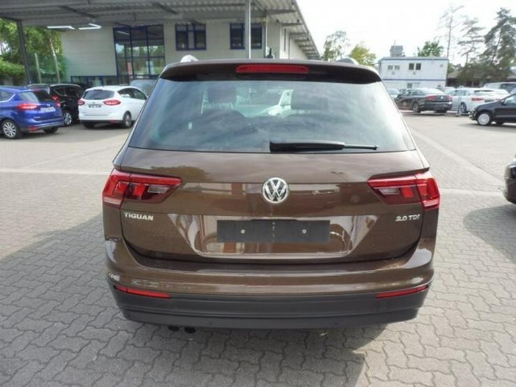 Bild 4: VW Tiguan 2.0 TDI COMFORTLINE NAV/AHK/ACC/3-ZONEN