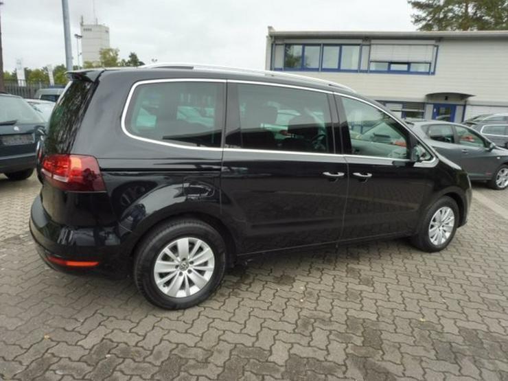 Bild 5: VW Sharan Comfortline 2.0TDI DSG 4-MOTION +NAVI/XEN