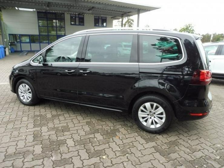 Bild 3: VW Sharan Comfortline 2.0TDI DSG 4-MOTION +NAVI/XEN