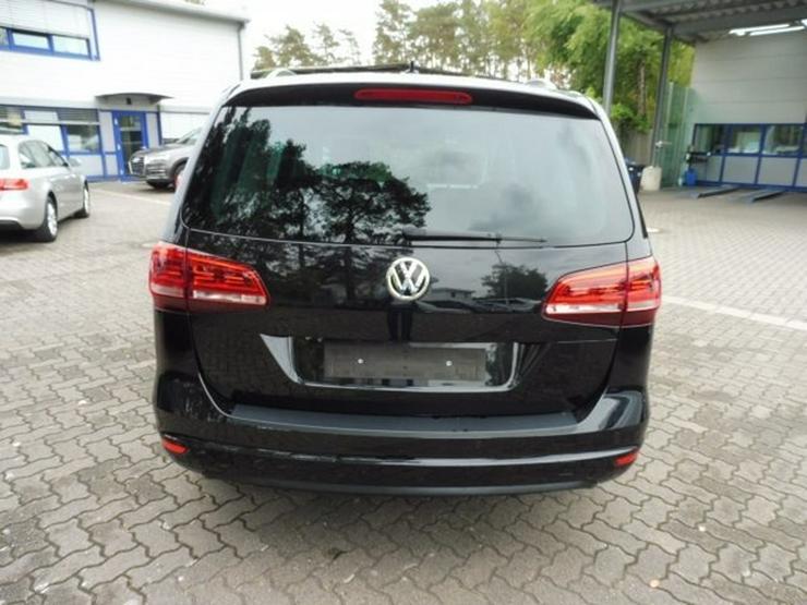 Bild 4: VW Sharan Comfortline 2.0TDI DSG 4-MOTION +NAVI/XEN
