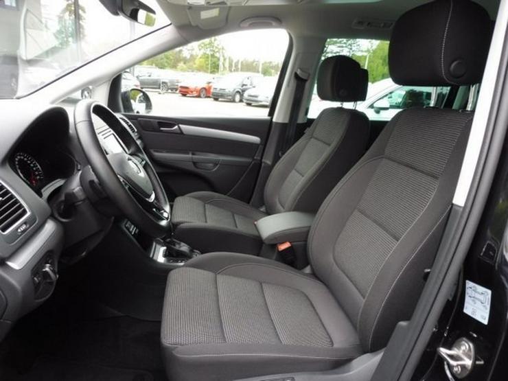 Bild 6: VW Sharan Comfortline 2.0TDI DSG 4-MOTION +NAVI/XEN