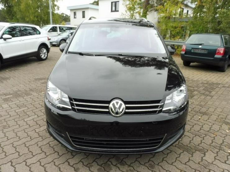 Bild 2: VW Sharan Comfortline 2.0TDI DSG 4-MOTION +NAVI/XEN