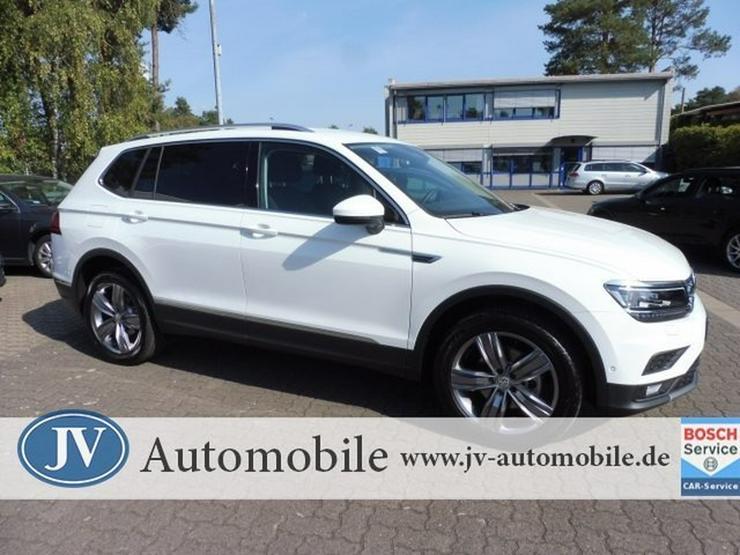 VW Tiguan ALLSPACE HIGHLINE *DSG*/7-SIT/ACTIVE INFO - Tiguan - Bild 1
