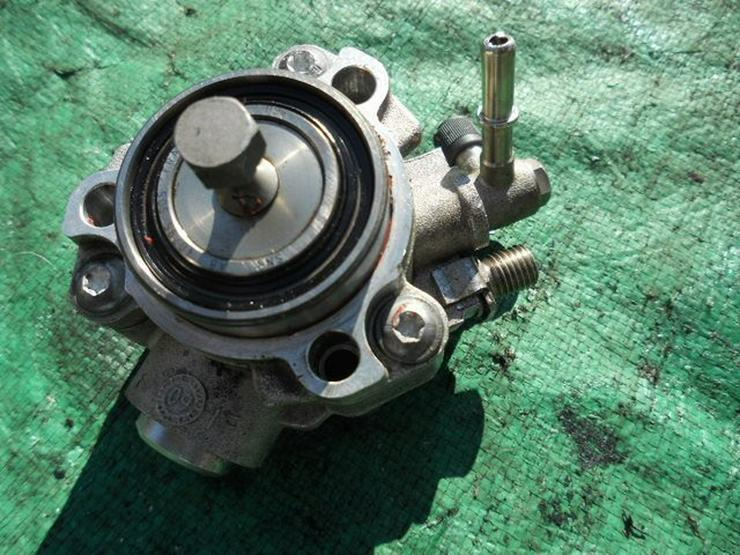 Bild 4: Membran Hochdruckpumpen Opel 2.2 direct z22yh