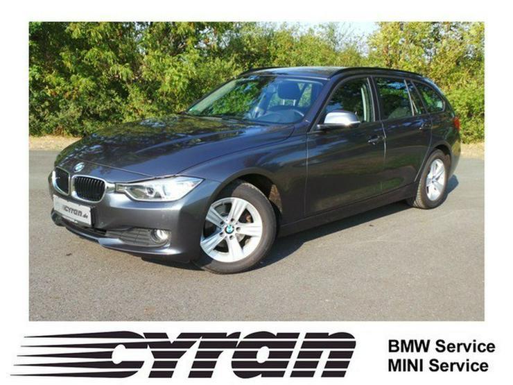 BMW 316i Touring Navi Xenon HeadUp SHZ PDC