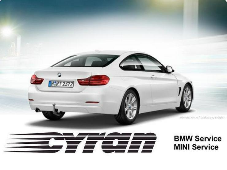 Bild 4: BMW 420d Coupe Aut. Xenon Navi AHK 18''M LM SHZ PDC