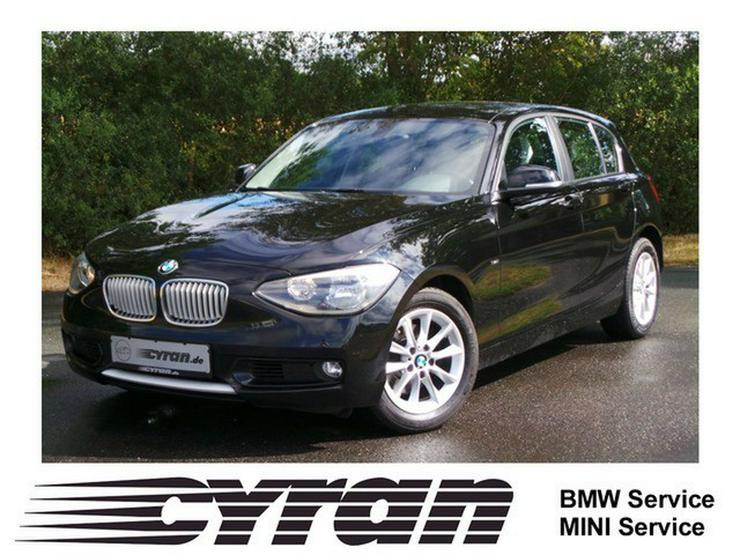 BMW 118i Urban Line PDC Tempomat LM 16'' - 1er Reihe - Bild 1