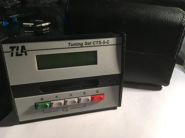 Bild 5: Tuner TLA Tuning Set CTS-5C
