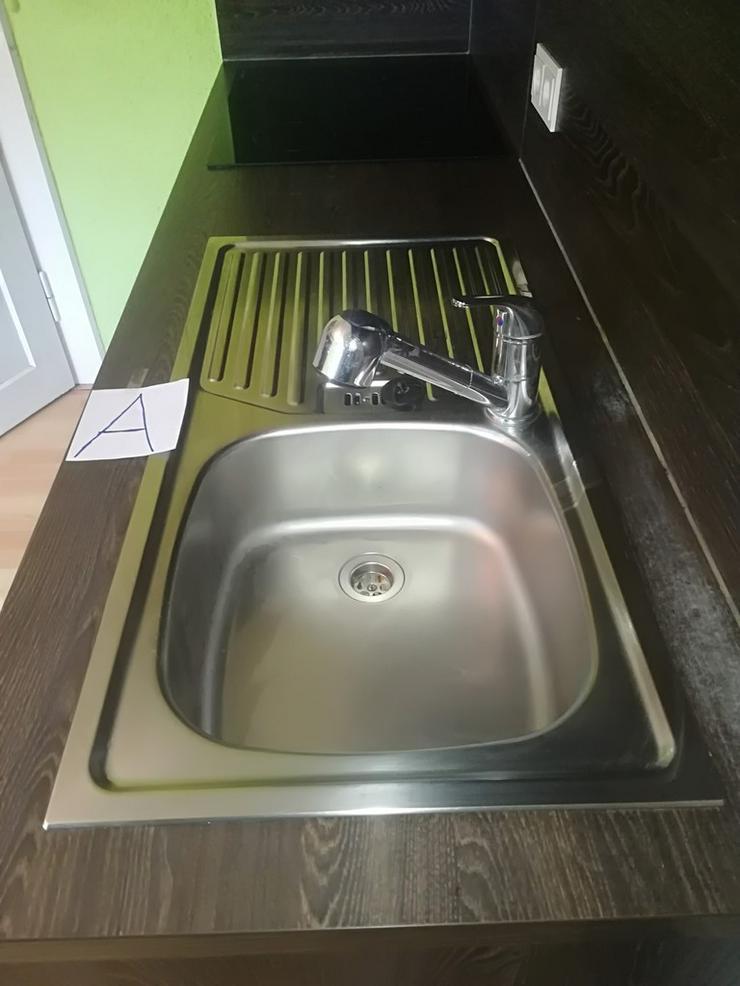 Bild 5: Küche mit Herd,Spülmaschine,Kühlschrank