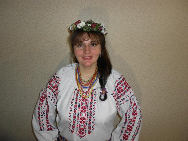 Echte Ukrainerin sucht feste Beziehung.