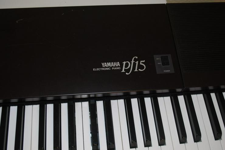 E- Klavier Yamaha PF-15