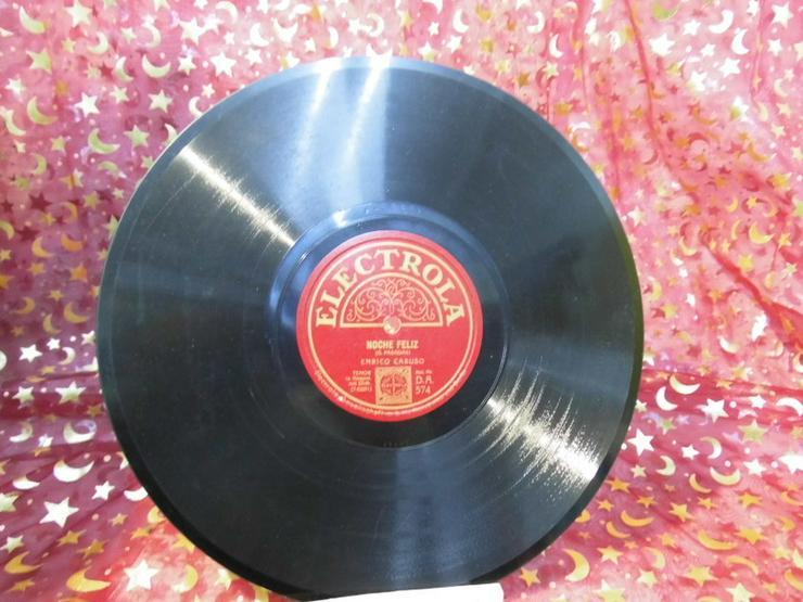 Alte Electrola Schellackplatte, Enrico Caruso - LPs & Schallplatten - Bild 1