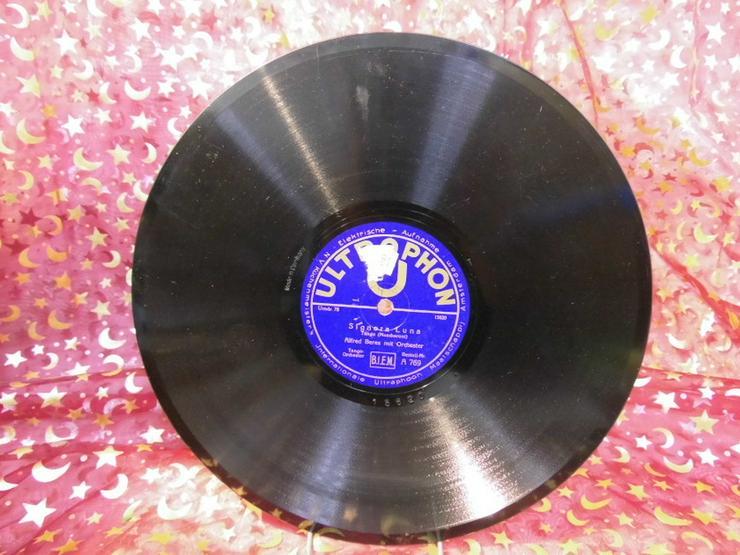 Alte Ultraphon Schellackplatte, Alfred Beres O - LPs & Schallplatten - Bild 1