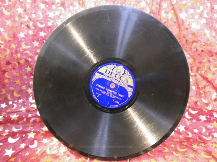 Decca Schellackplatte, Jack Hylton / Running - LPs & Schallplatten - Bild 1