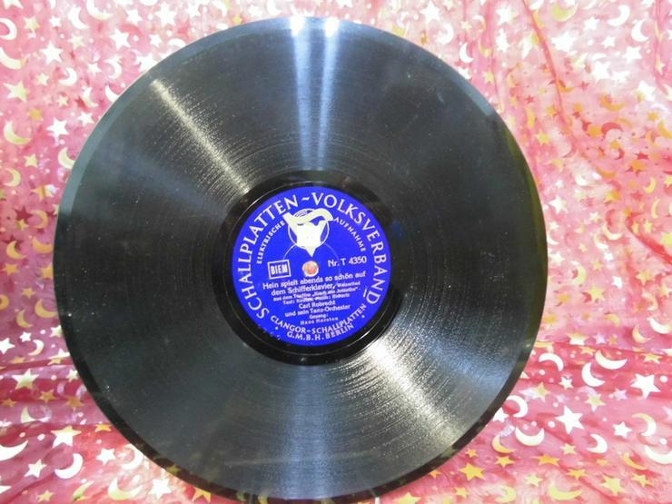 Alte Volksverband Schellackplatte, Carl Robrec - LPs & Schallplatten - Bild 1