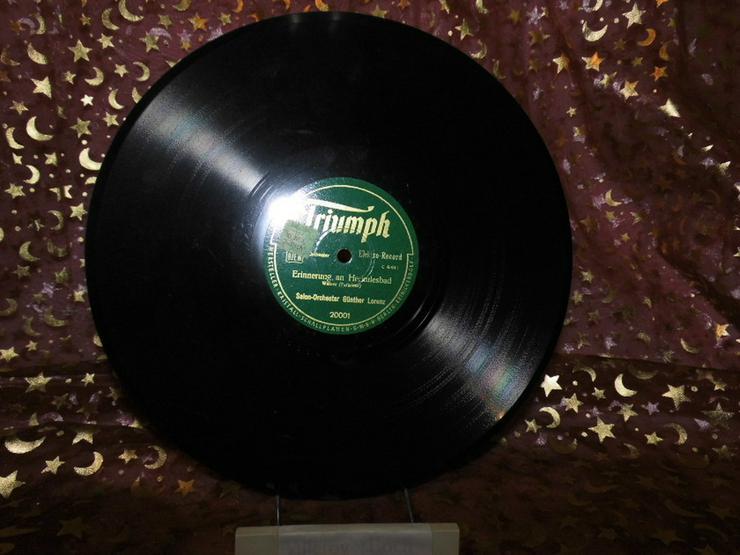 Bild 2: Triumph Schellackplatte, Salon-Orchester G. Lo