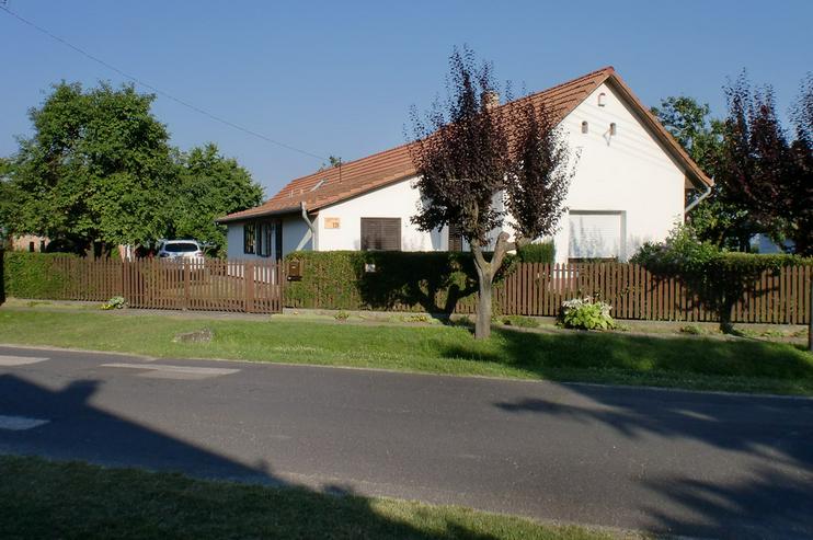 Familien- FerienHaus Altersruhesitz am Balaton - Haus kaufen - Bild 1