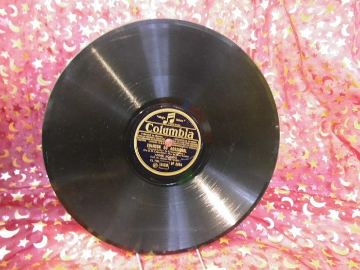 Alte Columbia Schellackplatte, Annie Rozane / - LPs & Schallplatten - Bild 1