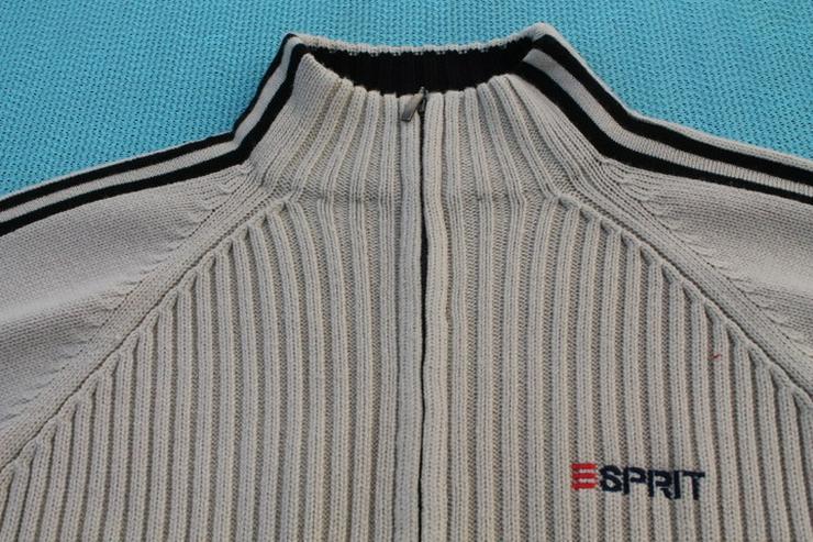 Bild 5: Herren Strickweste von ESPRIT