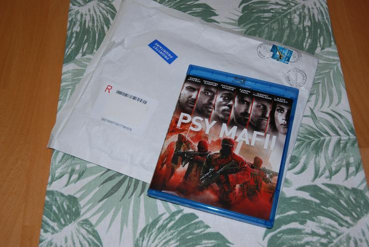 Psy Mafii Blu ray Triple 9 Blu-ray