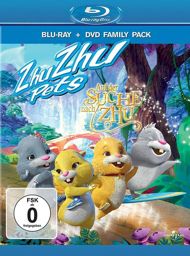 Auf der Suche nach Zhu Blu-ray + DVD