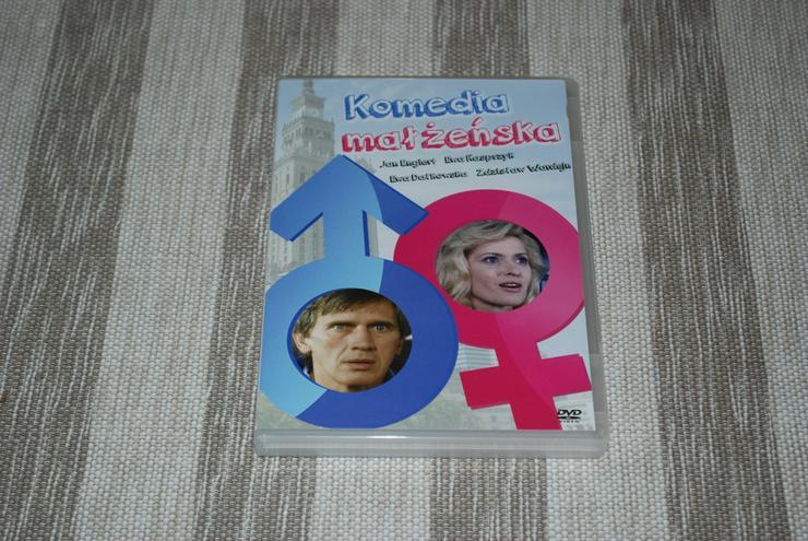 Komedia Malzenska Komödie Ehe DVD Polnisch