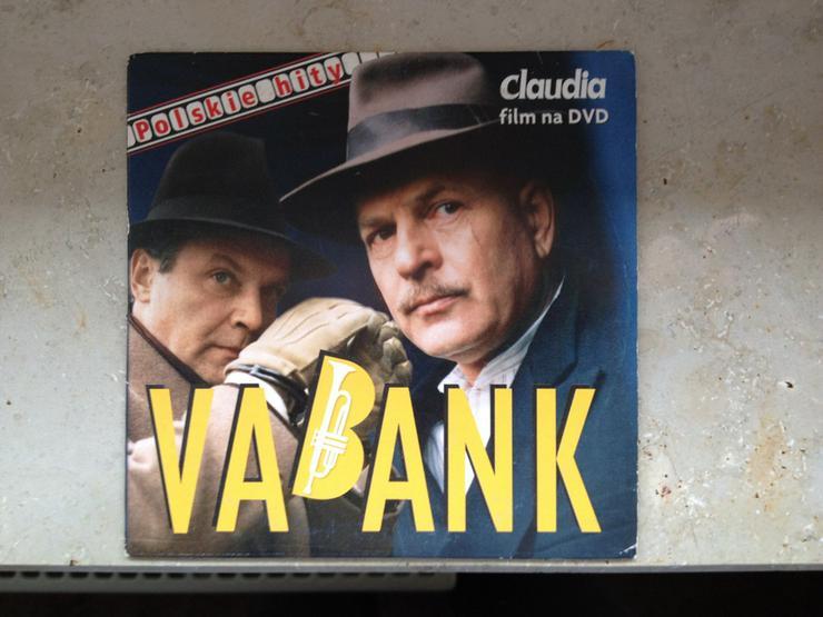 VABANK i VABANK II (Juliusz Machulski) DVD