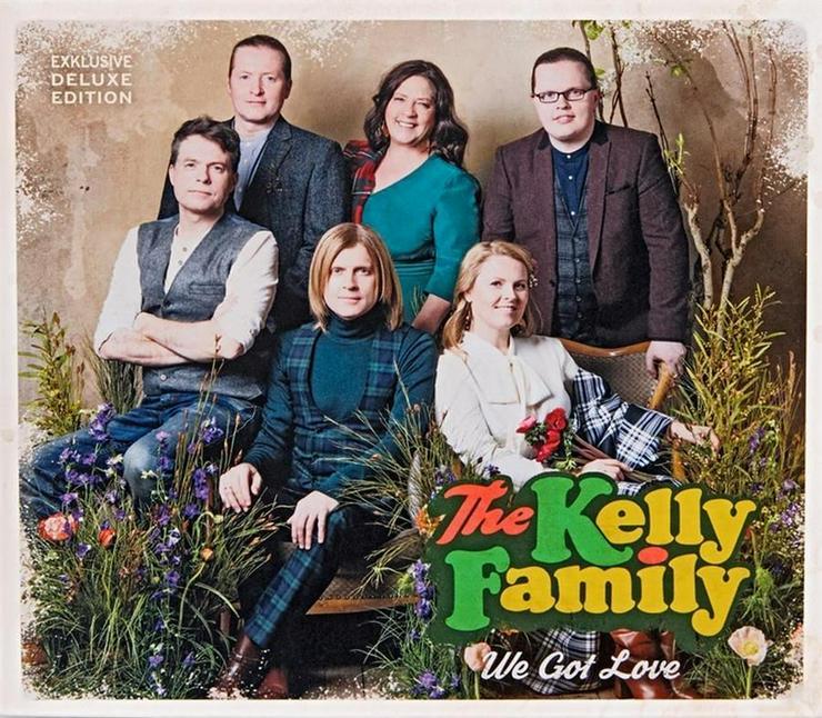 Kelly Family We got love CD